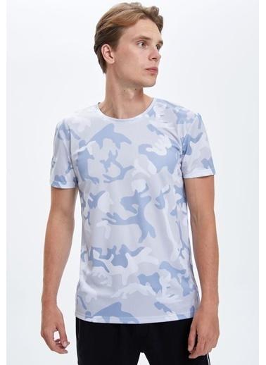 Defacto –Fit Tişört Gri